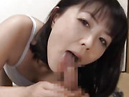Lusy Mature Gives Warm Blowjob