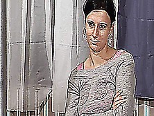 012 Slavegirl's Elite Pain Castings Alexandra(18Years&