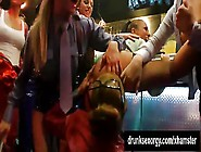 Bisexual Club Public Sex Orgy Party
