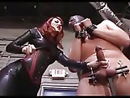 Cock And Ball Whipping