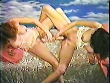 Vintage Lesbians Have Fun