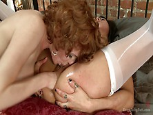 Sultry Veronica Avluv Enjoys Lusty Toying From Cute Girlfriend