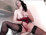 Shaved Old Pussy Looks Perfect In Porn