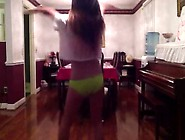 Hannah.  Hot Asian Teen Dance