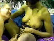 Sexy Black Mama Had Affair With White Dude