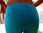 Yoga Pants And Masturbation