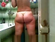 Fat Ass Wife In Small Panties