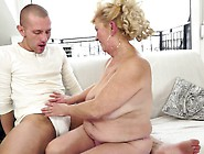 Chubby Big Tit Granny Gets Fingered And Her Hairy Old Bush Naile