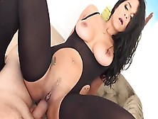 Busty Latina Stunner To Ride Horses And Dicks