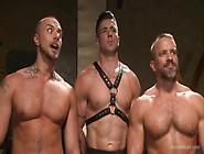 Bound Gods - Muscle Bondage Live Show - Dirk Caber,  Jessie Colte