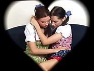 Dirndl Lesbians Get Dirty Video