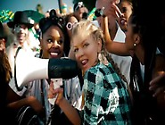 Porn Version Of La Love'S Video Clip,  From Fergie