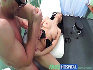 Fakehospital Sexy Patient Is Given The Cock Cure In A Bid To Lif