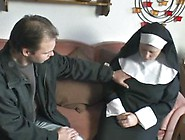 This Fat Nun Is Itching For Love,  Not From God,  But From A Hot L