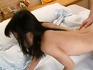 Nasty Japanese Darling Shares Her Juicy Hairy Pussy