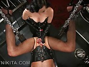 Mistress Nikita - Beg My Cock For Mercy. Mp4