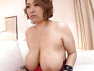 Busty Reiko Gives Sexy Titty Fuck