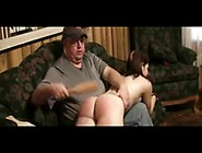 Daddy Spanks Then Let's Not His Daughter Ride Him
