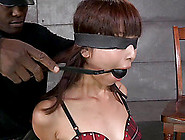 Small Tits Bondage Slave Ass Getting Spanked In Bdsm Porn