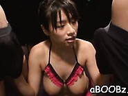 Japanese Mom Fucks Step Son And Enjoys Semen On Her Big Tits