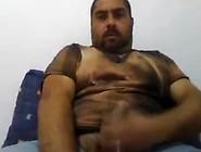 Maduro Gordito Peludo Se Pajea Rico