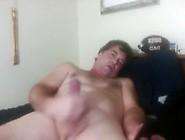 Masterbating Male