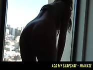 Amateur Teen In Public Creampied Her Snapchat - Miaxxse