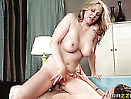 Busty Milf Of Your Dream Gets Her Pussy Licked And Fucked