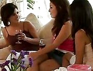 Foxy Old And Young Lesbo Babes Drunk And Horny