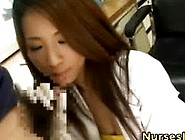 Naughty Asian Doctor Babe