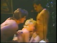 Huge Tits Chessie In Vintage Threesome