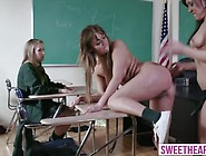 Submissive Schoolgirl Gets Her Treatment
