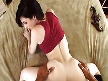 Fucking An Astoundingly Beautiful Girl In Pov