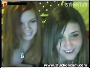 2 Hot Lesbian Sluts On Cam