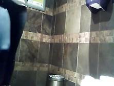 Hidden Public Toilet Cam