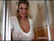 Demi Scott Shower