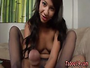 Latina Stepsis Footjob Taboo