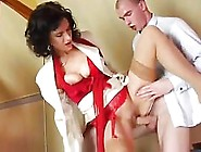 Dark Haired Woman Is Eagerly Sucking Dick And Waiting To Get Fuc