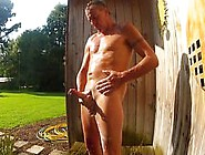 Another Fun Outdoor Shower