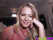 Stranded Blonde Chick Lilly Sapphire Gets Hammered Hard By Dude
