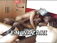 Swf In Black Orgy - Bbc