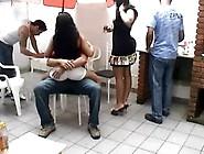 Suruba No Churrasco