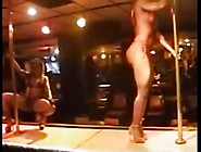 Booty Poppin Cheetah Blige In Pink Bootyshake1992