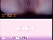Chubby Teen Play Complete My Omegle Game