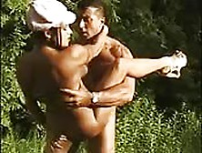 Hot Girl Fucking In The Country