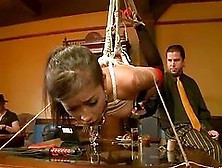 Juliette March Get Tied Up And Humiliated And Enjoy It