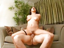 Adrianna Faust Enjoys Getting Her Moist Snatch Slammed