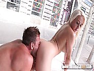 Christina Shine Is Getting Fucked In Our Fucktruck While Peopl