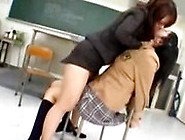 Schoolgirl In Uniform Forced To Drink Piss By Her Teacher Retchi