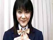 Sweet Asian Teen Yuria Hidaka Gets Covered In Cum